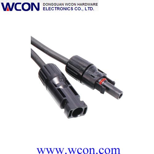 太阳能接线电缆连接器