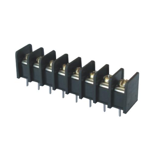 7.62 间距 栅栏式 接线 端子台 连接器