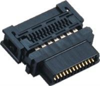 1.27mm SCSI D结构 母座 压线型 四件套