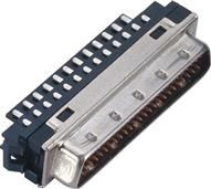 1.27mm SCSI Connector Male D-Type