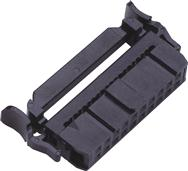 2.54 mm 三件式 带反折盖 弹片式 IDC 连接器 生产商
